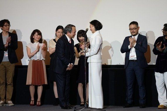 第12回大阪アジアン映画祭が開幕