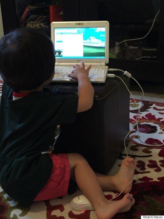 子どもには「スマホ」より「パソコン」を積極的に与えたい理由