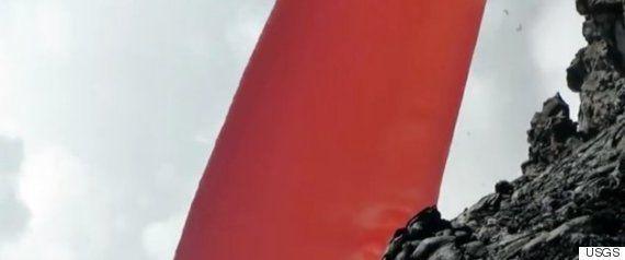 イタリア・エトナ山が噴火 世界中のウェブカメラで、動画を公開