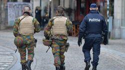 ベルギーのブリュッセル、テロ警戒レベルが最高に 現地はいま【画像集】