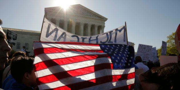 オバマ大統領の移民制度改革、最高裁で頓挫 国外退去を緩和する計画が宙に浮く
