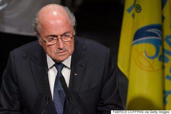【FIFA汚職事件】ブラッター会長、プラティニUEFA会長らからの辞任要求を拒否