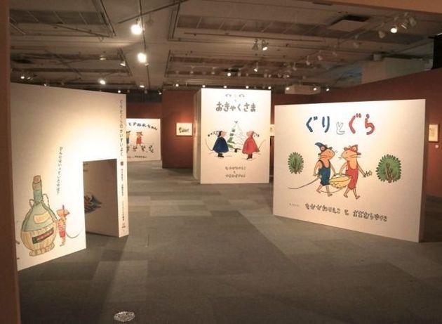 『ぐりとぐら』誕生50周年で初の本格的展覧会