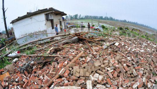【中国】竜巻被害、死者98人、800人けが 現地はいま(画像集)