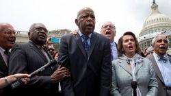 銃規制強化求め、民主党議員の議場座り込みが26時間に及ぶ「決してあきらめない」