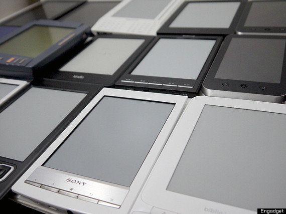電子書籍端末今昔:Apple 編、初代iPadからiPad
