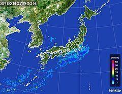 関東北部、大雪にはならないが平地で積もる所も(戸田よしか)