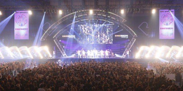 社会貢献型プロジェクト「ロックコープス」LIVEを福島で開催しました
