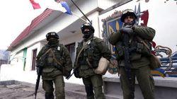 ロシアがクリミア半島を掌握へ