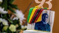 ジンバブエのムガベ大統領、93歳に「100歳まで生きて死ぬまで大統領」次期大統領選に出馬表明