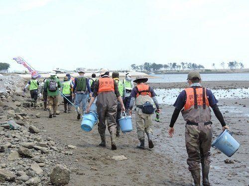 東北の生態系調査にボランティアを派遣 市民が協力することで何倍もの成果に