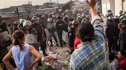 カンボジア:政府による人権の過酷な弾圧を国連は非難すべき
