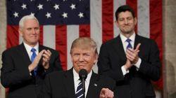トランプ大統領の施政方針演説は共和党の描いたシナリオ通りだった? 必ずしもそうではない