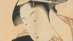 喜多川歌麿の版画が8800万円、史上最高額で落札 仏紙も「傑作」と絶賛