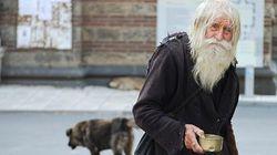 教会や孤児院にすべてを寄付する「99歳のホームレス」