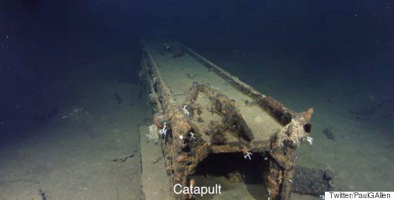「戦艦武蔵」で発見された謎の文書 解読に成功か(画像)