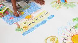 スリランカの孤児施設で暮らす子どもたちを絵を通じたコミュニケーションで応援したい
