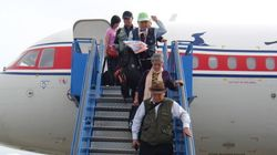 北朝鮮へ10回目の墓参団、平壌に到着【同行取材】