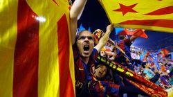 FCバルセロナとレアル・マドリードの「伝統の一戦」に、カタルーニャの人々は独立の夢を重ねる