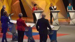EU離脱をめぐる討論会、新旧ロンドン市長が激論 2人の主張は......?