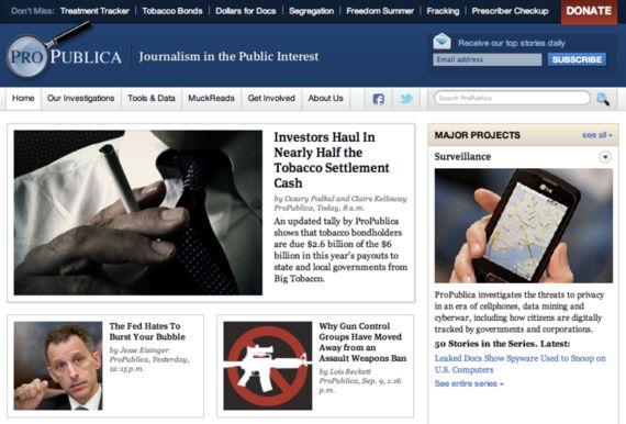 月間50万PVで社会を変えるNPOメディア「プロパブリカ」――その手法とは?