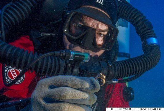 「世界最古のコンピューター」で知られるアンティキティラの沈没船から新たな発見、古代の武器も