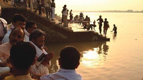 「現代のガンジー」と讃えられるラジェンドラ・シン氏が母なる川、ガンジス川を浄化する旅に出た