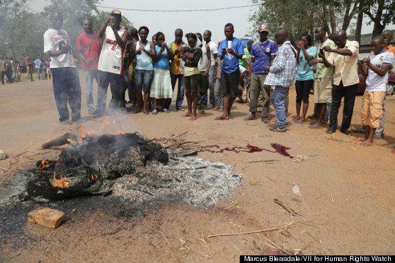 中央アフリカ共和国:リンチ殺人 犯人訴追を