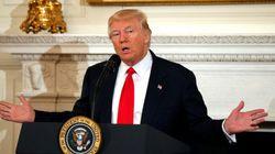 トランプ大統領、軍事費6兆円規模増額の方針