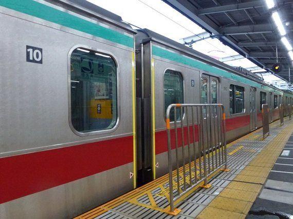 東京急行電鉄、ホームからの転落事故防止対策を強化