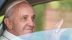 新ローマ法王が乗る「160万円の大衆車」