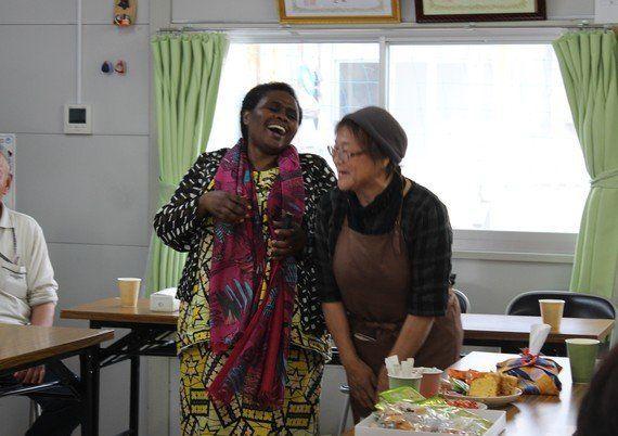 Fukushimaへの恩返し--ルワンダ大虐殺を生き延び、現在は原発避難民を支える一人の女性の物語(後半)