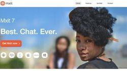 南アフリカ発のメッセージングアプリ