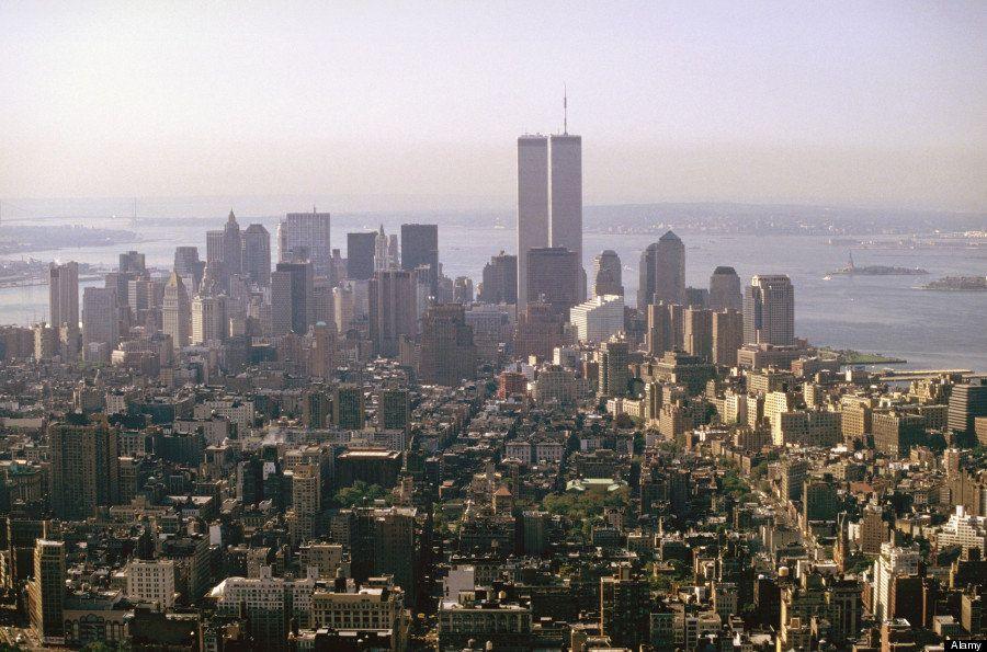 911から13年、ワールドトレードセンターからグラウンド・ゼロへと移り変わったニューヨークの光景(画像)
