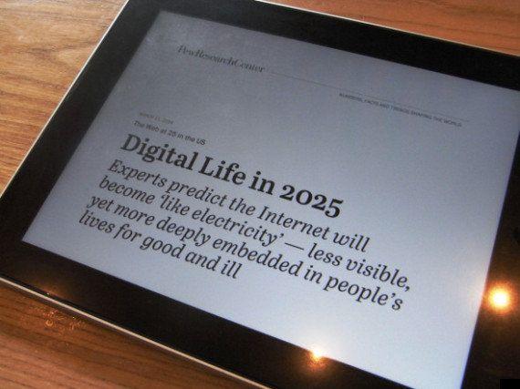 ウェブ誕生25周年に2025年のネットを考える