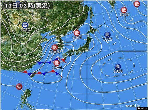 春の嵐 太平洋側中心に大荒れ(きむら貴之)