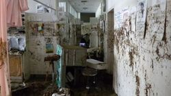 震災半年後、気仙沼の本吉病院で当直をして
