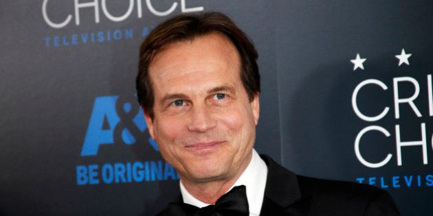 Actor Bill Paxton arrives at the 5th Annual Critics' Choice Television Awards in Beverly Hills, California...