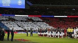 ウェンブリー・スタジアム、「ラ・マルセイエーズ」でひとつになる イングランド代表もフランス国歌斉唱