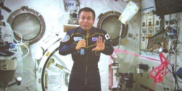 「宇宙から見たふるさとは美しい」 若田光一さんが船長就任会見
