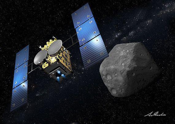 「はやぶさ2」の新たな挑戦を支える技術力 太陽系、地球、生命誕生の謎を解明へ