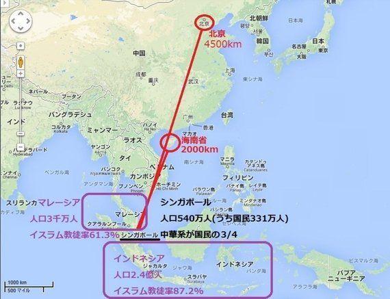 中国が影を落とす中、日本の積極的平和主義を歓迎した小国シンガポール