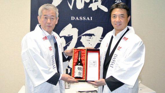 世界の銘酒「獺祭」をもっと多くの人に 栽培が難しい原料米・山田錦をICTで安定生産