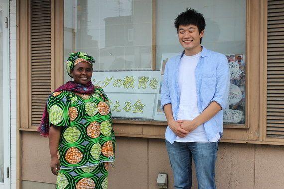 Fukushimaへの恩返し--ルワンダ大虐殺を生き延び、現在は原発避難民を支える一人の女性の物語(前半)