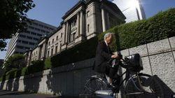 長期金利上昇抑制、日銀効果か?