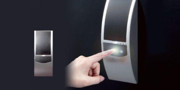 指をかざすだけで開錠、家電を操作 住宅を変える「血流認証」とは