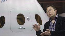 イーロン・マスク氏、スペースXのロケット着陸失敗の動画をツイート なぜ?