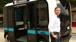 IBMの人工知能Watson、今度はバスの車掌になる。自動運転バス「Olli」がアメリカで運行開始