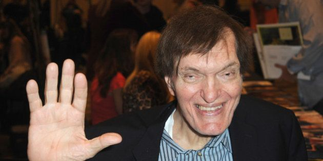 LOS ANGELES, CA - OCTOBER 05: Actor Richard Kiel attends The Hollywood Show held at The Westin Los Angeles...