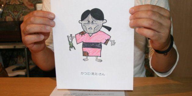 「かつ江さん」鳥取城のマスコットが3日間で公開停止 作者の思いは?